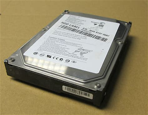 Harddisk Seagate Barracuda 80gb seagate barracuda 7200 7 3 5 sata 80gb 7 2k drive hdd st380013as