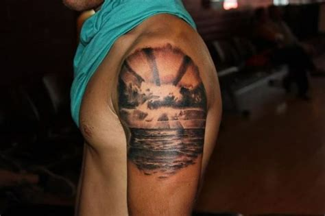 sunrise tattoo designs 25 best ideas about on when is
