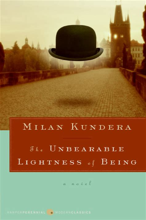 milan kundera the unbearable lightness of being arenaman review the unbearable lightness of being by