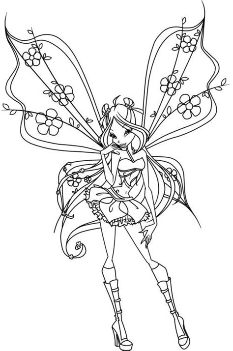 winx princess coloring pages 17 best images about winx club on bloom winx