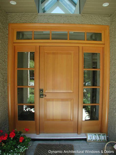 Traditional Douglas Fir Entry Door Traditional Front Douglas Fir Exterior Doors