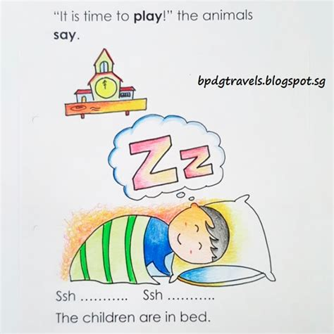 Book Fright Time Creatures Who Am I Etc the heng family travel lifestyle the animal clock house my written illustrated