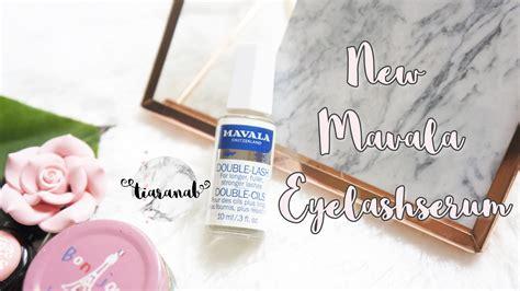 Serum Bulu Mata Mavala honest review new mavala lash serum h o l l a