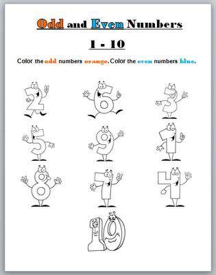 printable even numbers odd even numbers worksheet printable school stuff