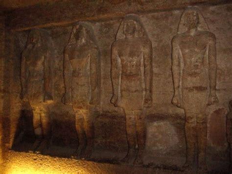 imagenes tumbas egipcias qar y su tumba en giza