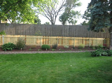 fence backyard privacy fence ideas for backyard large and beautiful