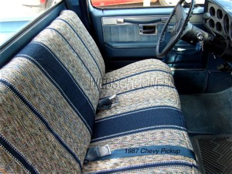 chevy truck bench seat cover truck bench seat cover saddle blanket grey 1pc all full size ford chevy dodge ebay