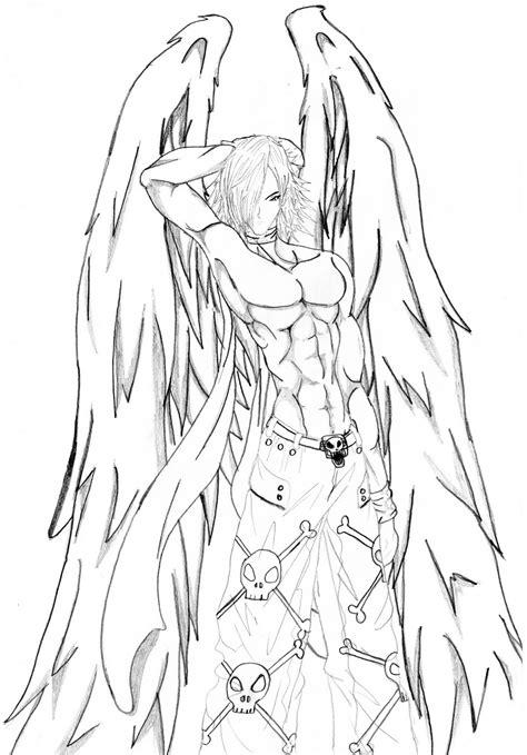 imagenes a lapiz de angeles pin angeles lapiz boligrafo dibujos hechos ajilbabcom