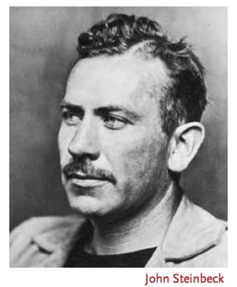 Biography John Steinbeck | john steinbeck biography