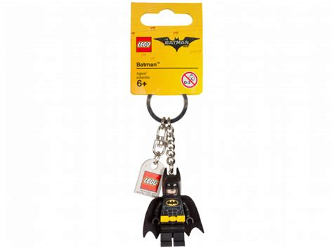 Barang Baru Lego Keychain 853632 Batman The bricker construction by lego 853632 batman key chain