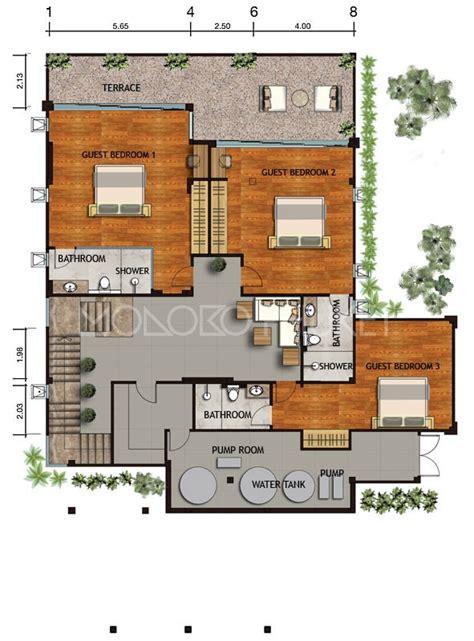 Buy Bedroom Ls by 3 4 Bedroom Luxury Sea View Villas Naithon Phuket Buy