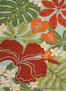 Orange Area Rug 8x10 Jaipur Cl20 Rug Orange Blue White Floral Indoor Outdoor Hooked 4x6 5x8 8x10 Ebay