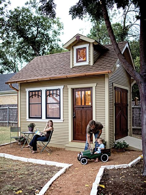 micro cottage with garage craftsman bungalito tiny house swoon