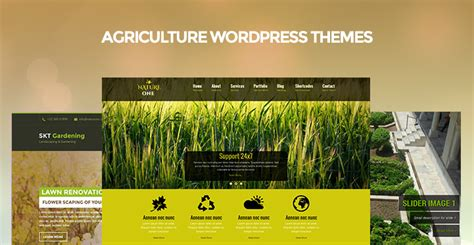 theme wordpress agriculture agriculture wordpress themes for agricultural websites