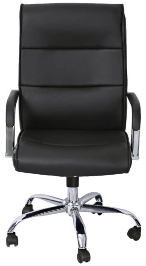 Office Chair Souq by Aft 107 Metal Office Chair With Wheels Black Price