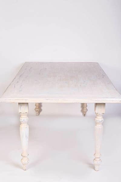 tavoli bianchi decapati trendy decapato with tavoli decapati