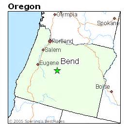 bend oregon elevation map best places to live in bend oregon