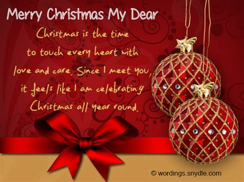 christmas messages  boyfriend wordings  messages