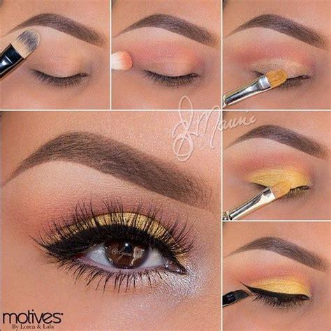 eyeshadow tutorial easy 20 simple easy step by step eyeshadow tutorials for