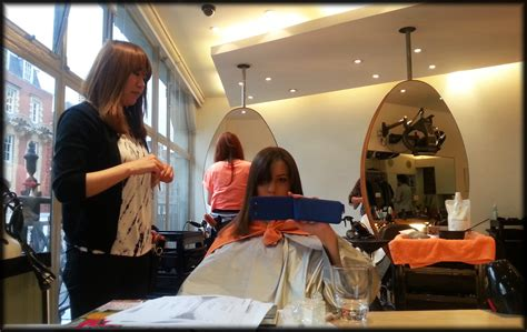 old fashinoned hairdressers and there salon potos yuko japanese permanent hair straightening and where not