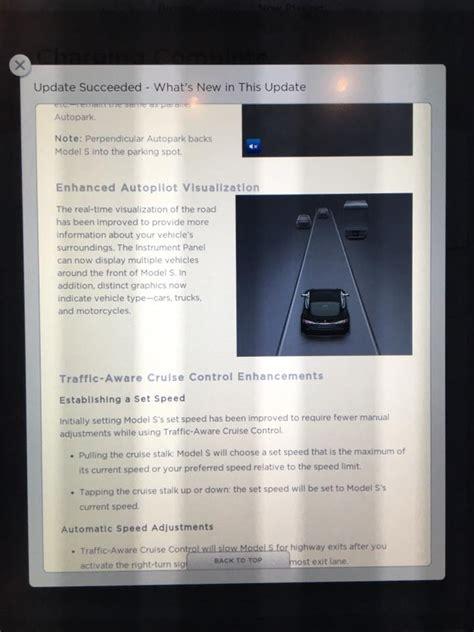 Update Tesla Tesla Update 7 1 Diese Bahnbrechenden Features Kommen