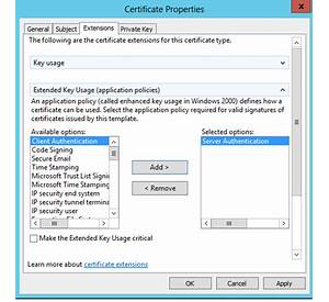 86 create rds certificate template resume builder va configuring remote desktop certificates enterprise yadclub Image collections