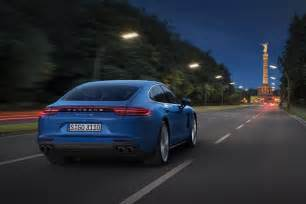Porsche At Meet The All New 2017 Porsche Panamera Autotalk