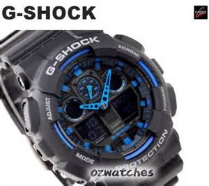 new casio g shock anti magnetism ga 100 ga 100 1a2 shock