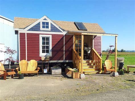 the washington craftsman from tiny smart house tiny houses