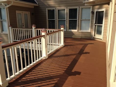 two tone lights two tone deck copper solar lights solid stain painted