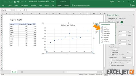 excel tutorial how to make a graph excel tutorial how to create a xy scatter chart