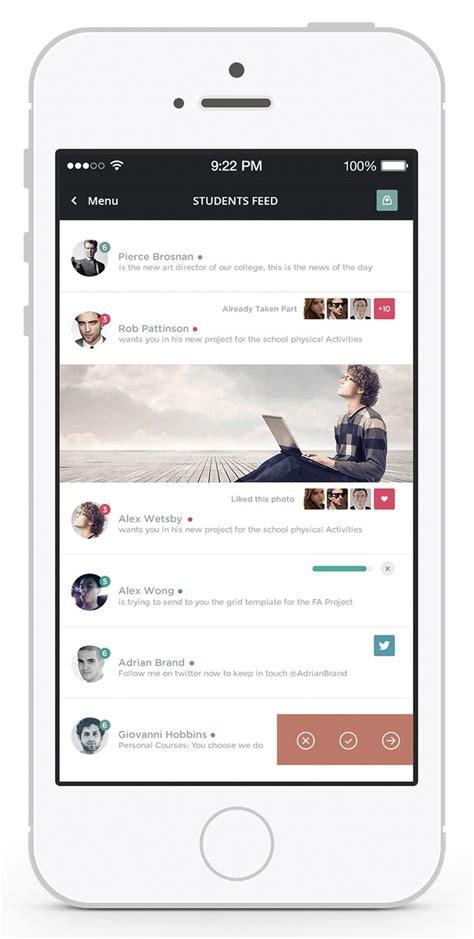design inspiration ios 143 best ios app design inspiration images on pinterest