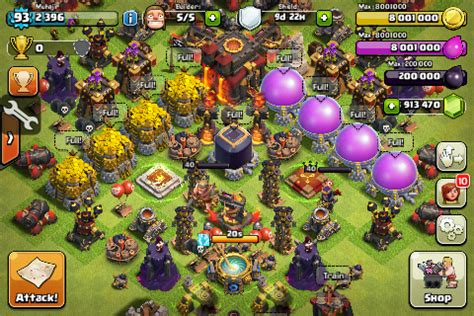 cara save game mod coc cara hack clash of clans