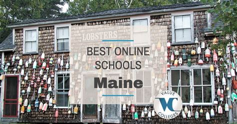 Best Mba Programs In Nj by Top 10 Best Colleges In Maine Value Colleges