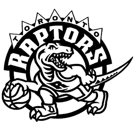 nba team logo coloring pages school stuff   kids