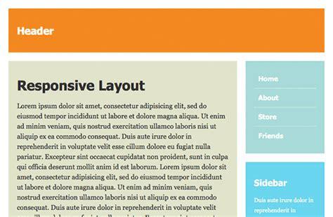 responsive design html css tutorial quelques liens utiles