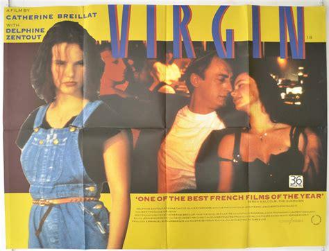36 fillette 1988 full movie virgin a k a 36 fillette original cinema movie poster from pastposters com british quad