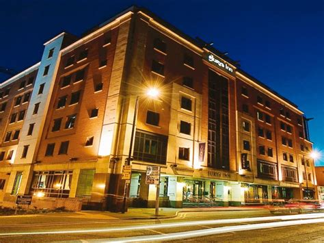 Hotel Of The Month Jurys Inn Manchester