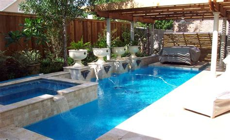 swimming pool designs for small backyards 20 amazing small backyard designs with swimming pool