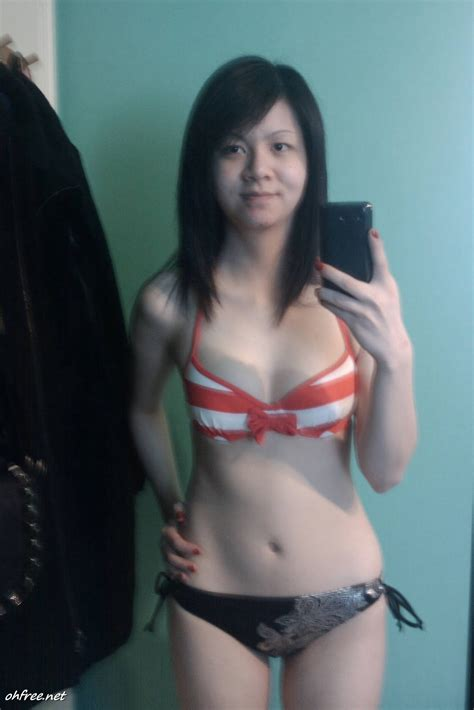 Super Cute Chinese Girl Tiny Boobs Well Shaved Pussy Self Photos Leaked