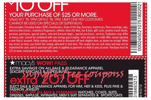 macy's online coupon code september 2018
