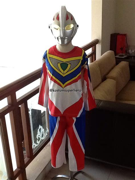 Jual Kostum Kostum Anak Ultraman Topeng Plastik Superheroku