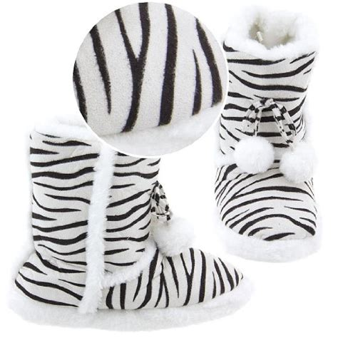 zebra house zebra house shoes 28 images womens ballet slippers zebra print cozy house shoes
