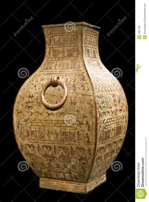 vaso cinese antico vaso cinese antico immagine stock libera da diritti