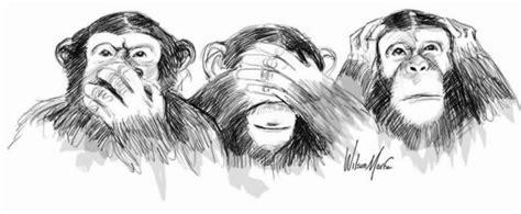 the three monkeys property club