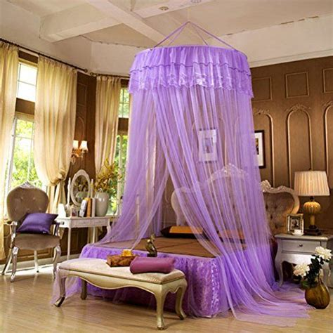 hanging lace curtains cdybox round lace curtain hanging ceiling princess