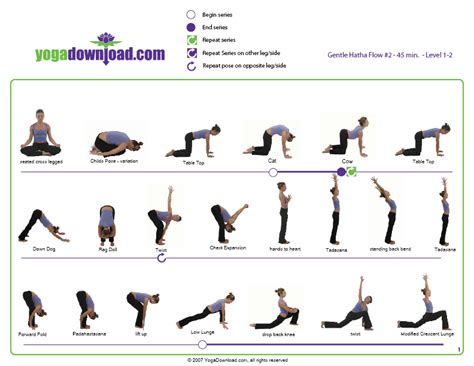 printable yoga chart 1000 images about yoga class on pinterest yoga