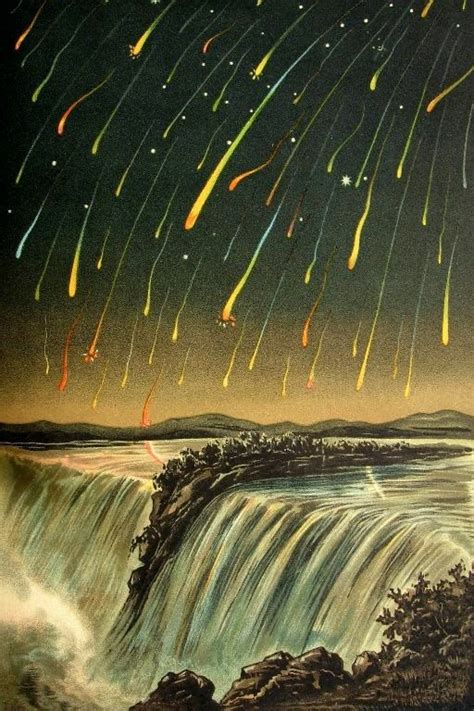 1833 Meteor Shower by List For Backyard Stargazers 5 A Meteor