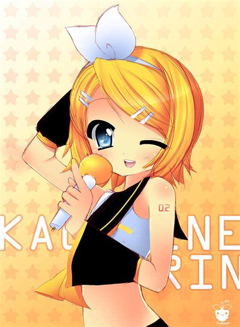 imagenes de rin kawaii kagamine rin kawaii idol by framboosi on deviantart