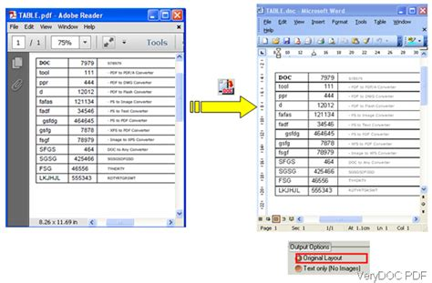 convert pdf to word table will your pdf to word converter convert tables from pdf